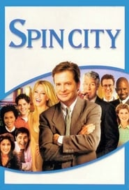 Poster Spin City 2002