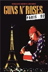 Guns N' Roses - Live in Paris 1992