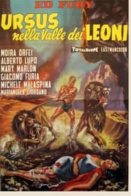 Ursus in the Valley of the Lions (1961)