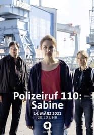Polizeiruf 110: Sabine 2021