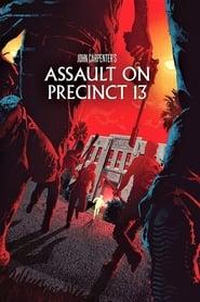 Poster for Assault on Precinct 13