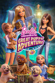 Poster for Barbie & Her Sisters in the Great Puppy Adventure