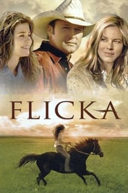 Poster for Flicka
