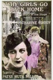 Why Girls Go Back Home 1926