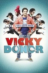 Poster Vicky Donor 2012