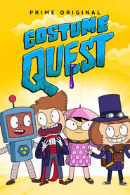 Costume Quest Temporada 1 Capitulo 9