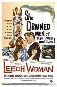Poster The Leech Woman 1960