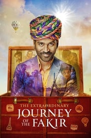Poster The Extraordinary Journey of the Fakir