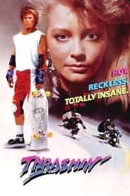 Poster Thrashin' 1986