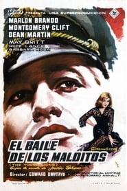 El baile de los malditos (1958) | The Young Lions