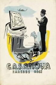 Casanova farebbe così! (1942)