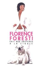 Florence Foresti fait des sketches à la Cigale - Azwaad Movie Database