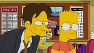 The Simpsons Season 26 Episode 7 : Blazed and Confused