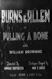 Pulling a Bone 1931