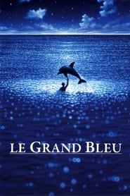 Poster The Big Blue 1988
