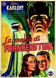 La moglie di Frankenstein 1935