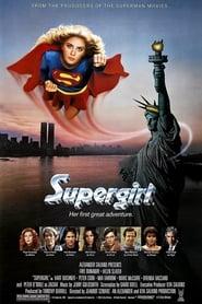 Poster Supergirl 1984