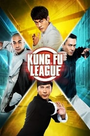 Poster Kung Fu League