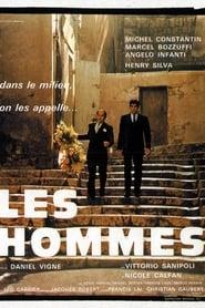 Poster Les hommes 1973