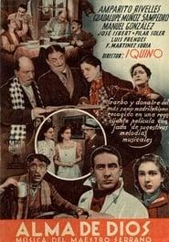 Poster Alma de Dios 1941