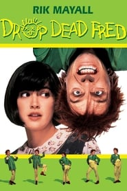 Poster Drop Dead Fred 1991