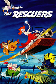 Poster The Rescuers 1977