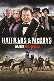 Poster Hatfields and Mccoys:  Bad Blood 2012