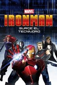 Iron Man: La rebelión del technivoro 2013