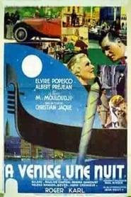 À Venise, une nuit