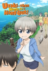 Poster Uzaki-chan Wants to Hang Out! 2020