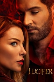 Poster Lucifer - Season 3 Episode 23 : Quintessential Deckerstar 2020