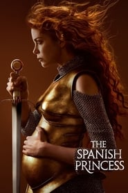 Poster The Spanish Princess 2020