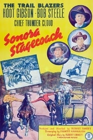 Sonora Stagecoach poster
