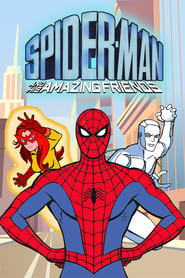 Poster Spider-Man and His Amazing Friends - Season 2 1983
