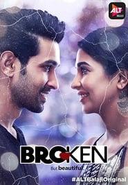 Poster Broken But Beautiful 2019