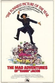 Poster The Mad Adventures of Rabbi Jacob 1973
