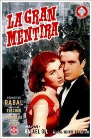 Poster La gran mentira 1956