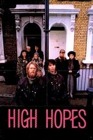 Poster High Hopes 1988