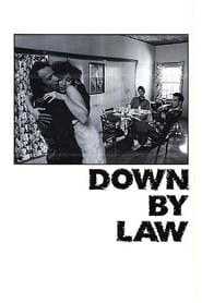 Poster Down by Law 1986