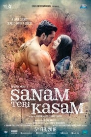 Sanam Teri Kasam 2016 Hindi Movie BluRay 400mb 480p 1.3GB 720p 4GB 12GB 1080p