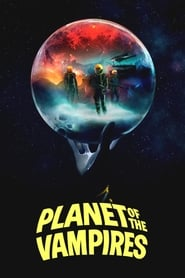 Poster for Planet of the Vampires