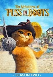 As Aventuras do Gato de Botas: 2ª Temporada