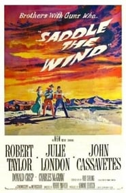 Affiche de Film Saddle The Wind
