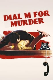 Poster Dial M for Murder 1954