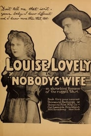 Nobody's Wife 1918