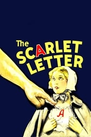 Poster del film The Scarlet Letter