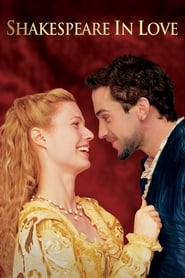 Poster Shakespeare in Love 1998