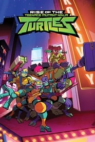 Rise of the Teenage Mutant Ninja Turtles - Season 1 poster