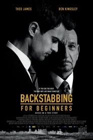 Doble traición (Backstabbing for Beginners) Poster