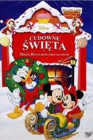 Poster Celebrate Christmas With Mickey, Donald & Friends 2000